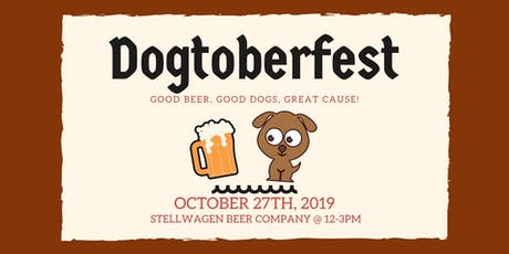 2nd Annual Dogtoberfest & Costume Contest tickets