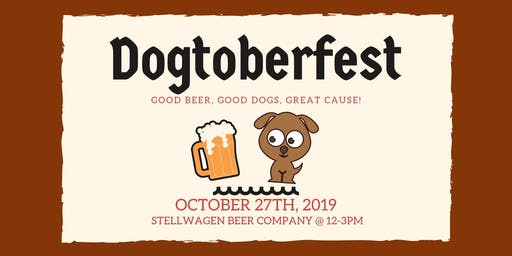 2nd Annual Dogtoberfest & Costume Contest