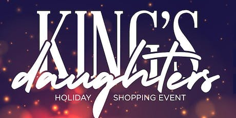 King's Daughter Holiday Mart VIP Girls' Night tickets