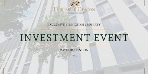 Birmingham Property Investment Event