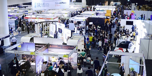 2020 Sydney Property Expo - July 11-12 (FREE ENTRY)