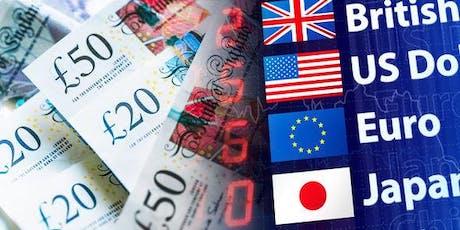 Déjeuner CIQMO - Taux d'échange et assurances : préparez-vous à l'inattendu billets