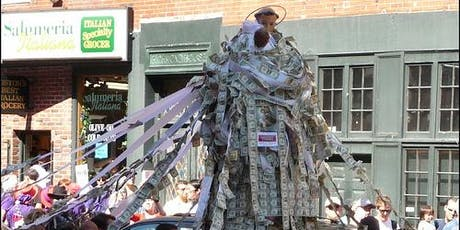Summer of the Saints: Religious Festive Practices in Boston's North End tickets