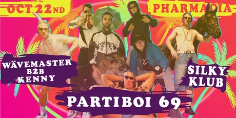 Wäve presents: Partiboi 69 tickets