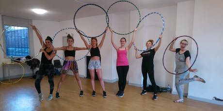 Hula hoop beginners tickets