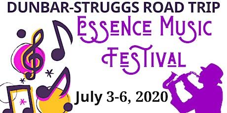 Dunbar-Struggs Essence Music Festival Road Trip tickets
