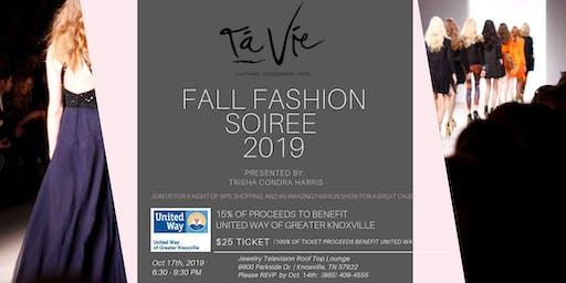 Ta'Vie Boutique 2019 Fall Fashion Soiree