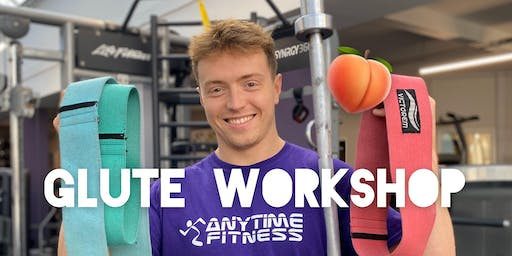 Corey McBride Glute Workshop