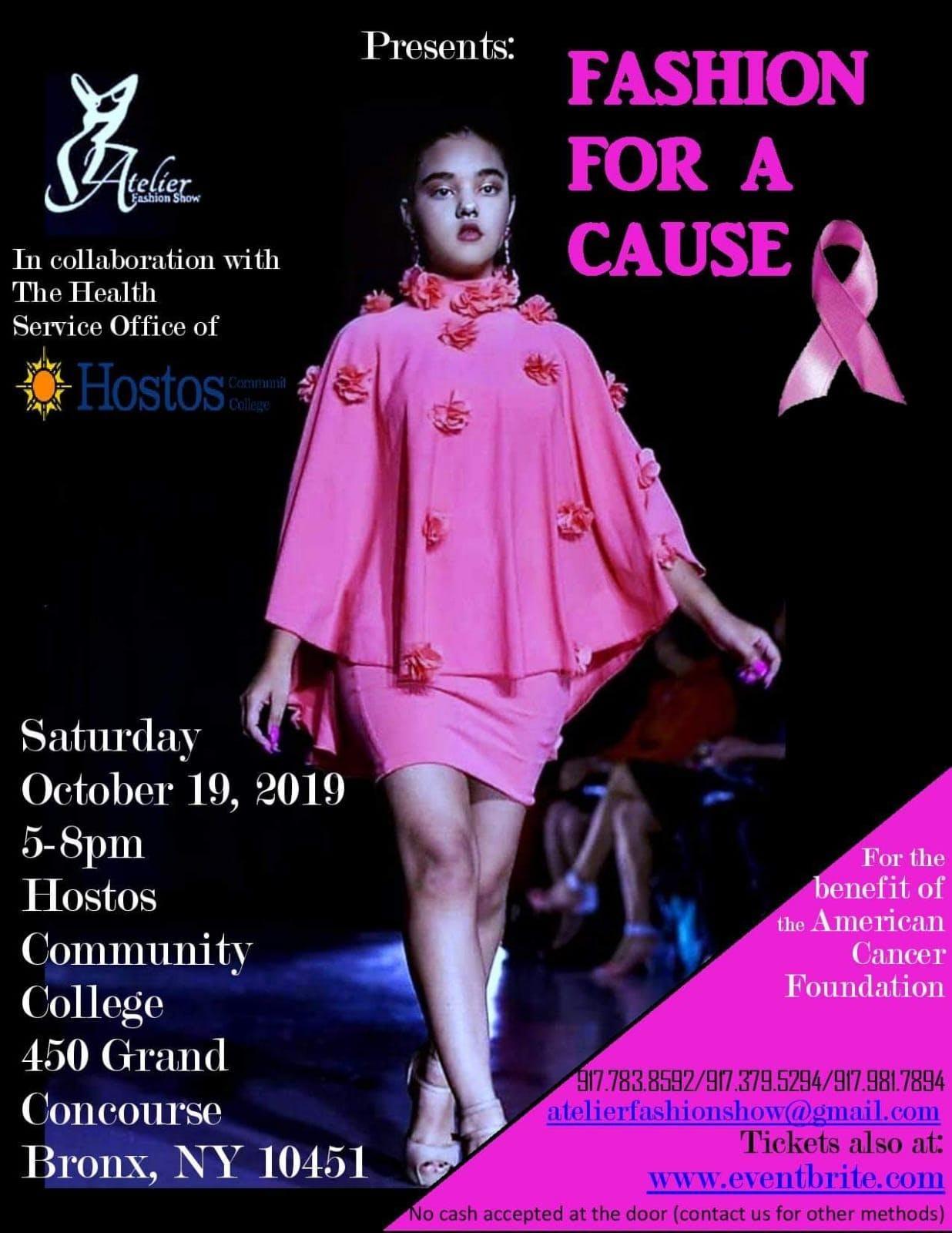 Fashion for a CauseFashion por una Causa