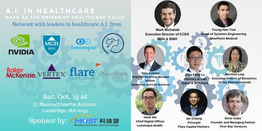 A.I. in healthcare : Data as the driver of healthcare value