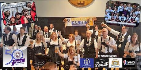Gottscheer Blaskapelle  50th Anniversary Fest tickets