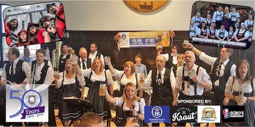Gottscheer Blaskapelle  50th Anniversary Fest