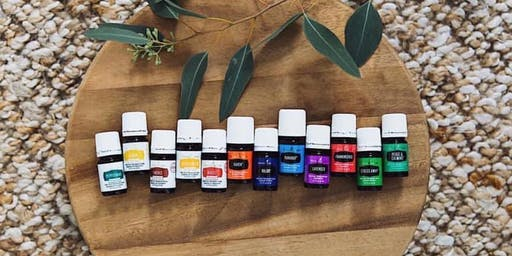The Healing Power of Essential Oils Workshop