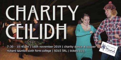 Charity Ceilidh 2019