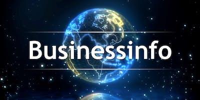 Businessinfo - So startest du dein eigenes weltweites Business!