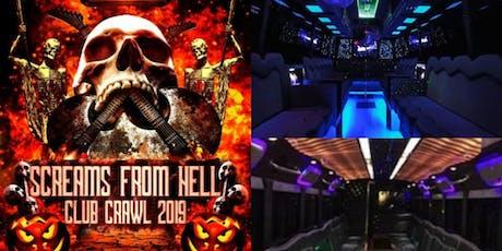 Halloween Costume Party Crawl tickets