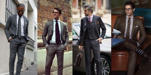 The 5 Essential Keys to Being a Well Dressed Man