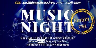 19. MUSIC NIGHT: CIA