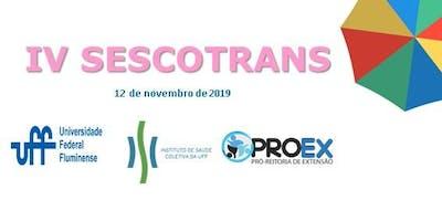 IV SESCOTRANS: prevenção e atualizações em HIV e AIDS na população trans