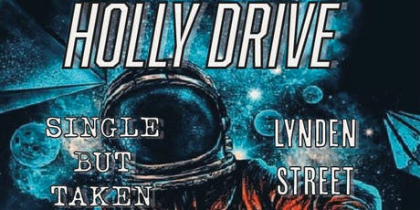 Holly Drive, Single But Taken, Lynden Street Live at Club Rock tickets