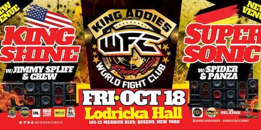 World Fight Club: Round 2