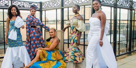 Moh B. Couture Fall 2019 Collection Launch, Pop-Up Shop & Fashion Show tickets