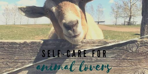 Self-Care for Animal Lovers