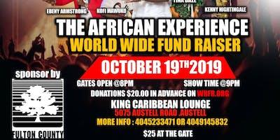WRFG  African Experience Worldwide Fundraiser