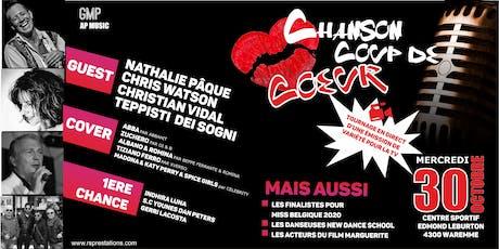 CHANSON COUP DE COEUR billets