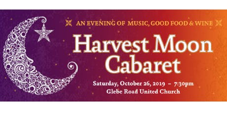 Harvest Moon Cabaret - 2019 tickets