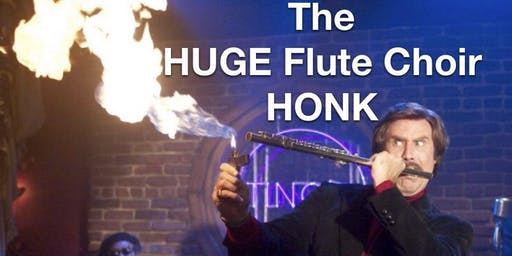 The Huge Flute Choir Honk - North West