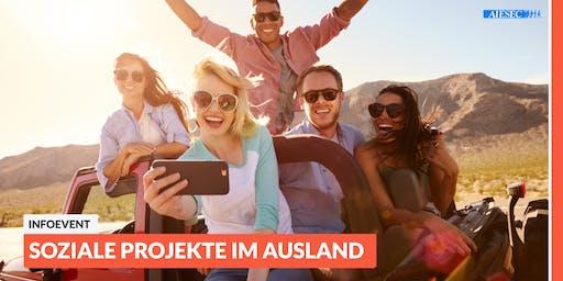 Ab ins Ausland: Infoevent zu sozialen Projekten im Ausland | Braunschweig