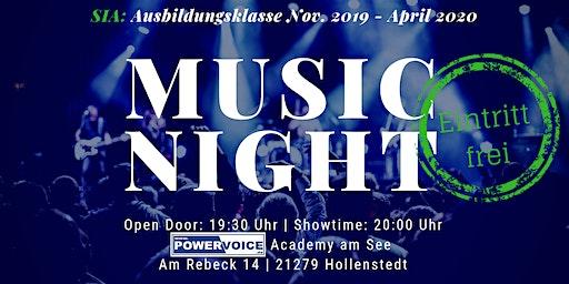 22. MUSIC NIGHT: SIA