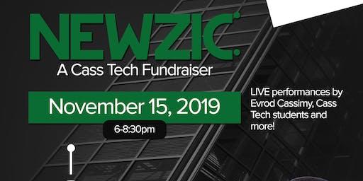 NEWZIC: A Cass Tech Fundraiser
