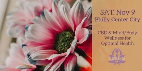 Ellementa Philly Center City: CBD & Mind/Body Wellness for Optimal Health tickets