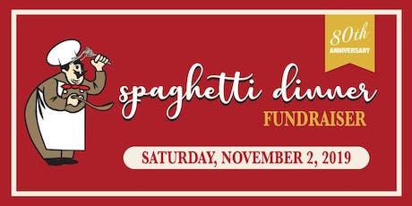 OLR 80th Spaghetti Dinner 2019 tickets