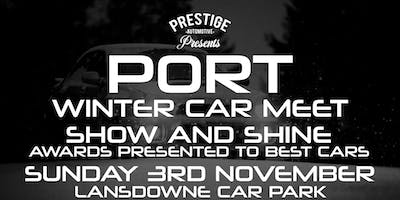 Port Winter Car Meet - SHOW & SHINE