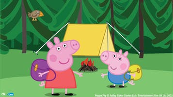 """""""Peppa Pig: Peppa Pig's Adventure"""""""
