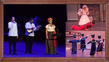 """Ballet Folklorico de Sacramento: """"Posada Navideña Christmas Dance Presentation"""""""