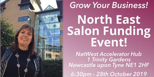 North East Salon Owners Funding Event