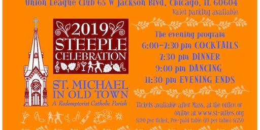 Celebrate the Steeple Gala