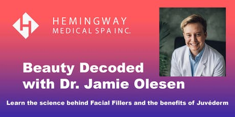 Beauty Decoded - Hemingway Medical Spa tickets