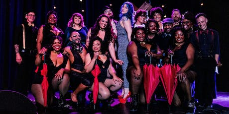 """Fat Bottom Cabaret & The Midnight Menagerie: """"Fancy"""" tickets"""