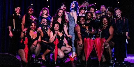 "Fat Bottom Cabaret & The Midnight Menagerie: ""Winterotica"" tickets"