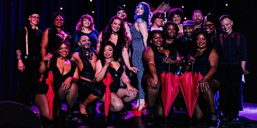 "Fat Bottom Cabaret & The Midnight Menagerie: ""Fancy"""