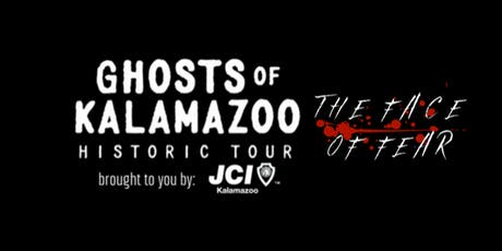Ghosts of Kalamazoo  Tours-Mountain Home Cemetery ft. The Face of Fear tickets