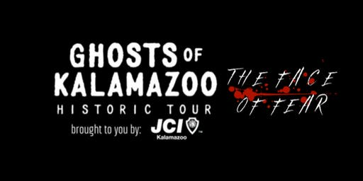 Ghosts of Kalamazoo  Tours-Mountain Home Cemetery ft. The Face of Fear