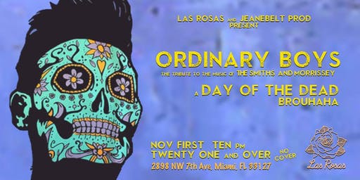 A Day Of The Dead Brouhaha w/ Ordinary Boys!