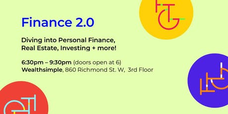 Finance 2.0 tickets