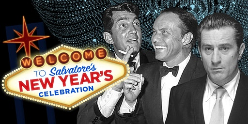A Night In Vegas New Year's Celebration 2020 at Salvatore's